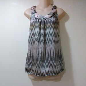 HeartSoul chevron top